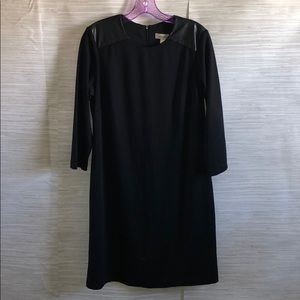 Black Straight Dress